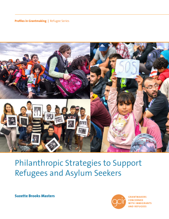 GCIR Releases Report in Honor of World Refugee Day