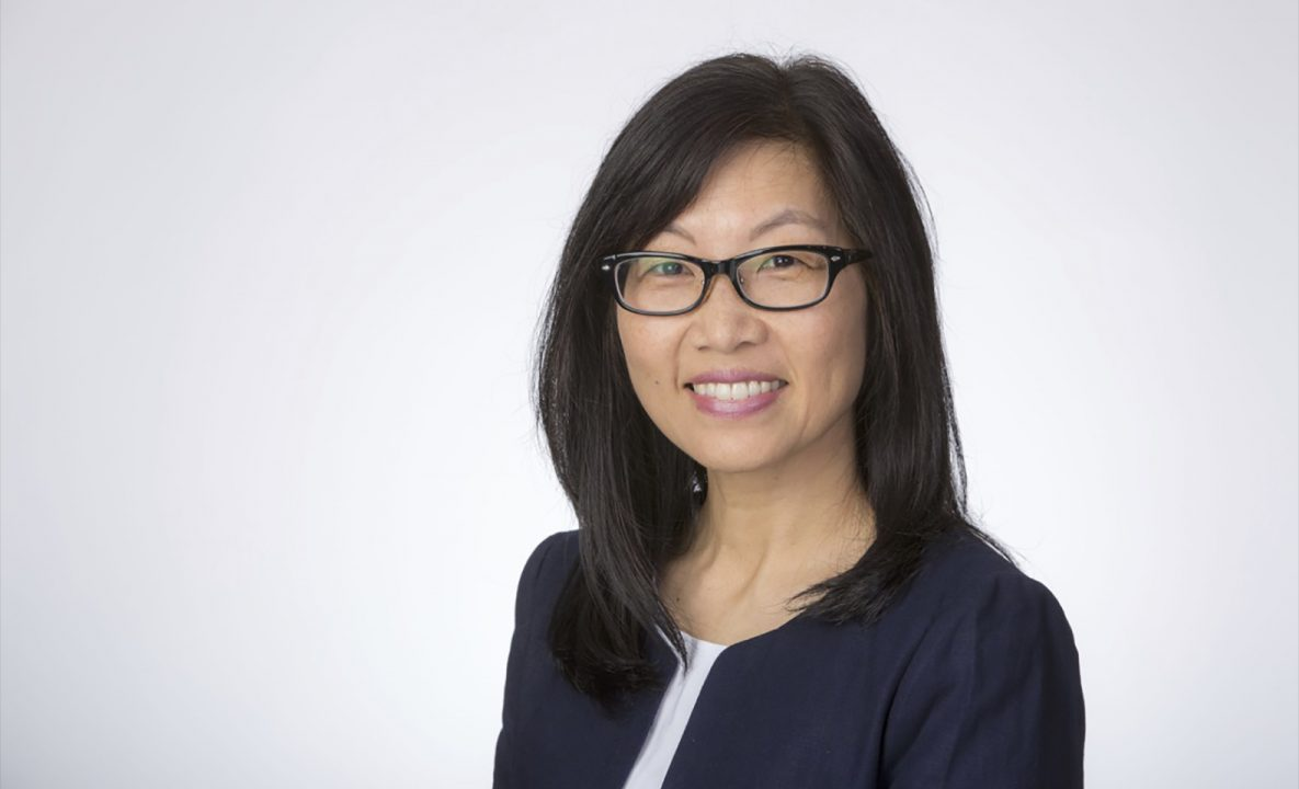Haas, Jr. Fund Names Cathy Cha as President