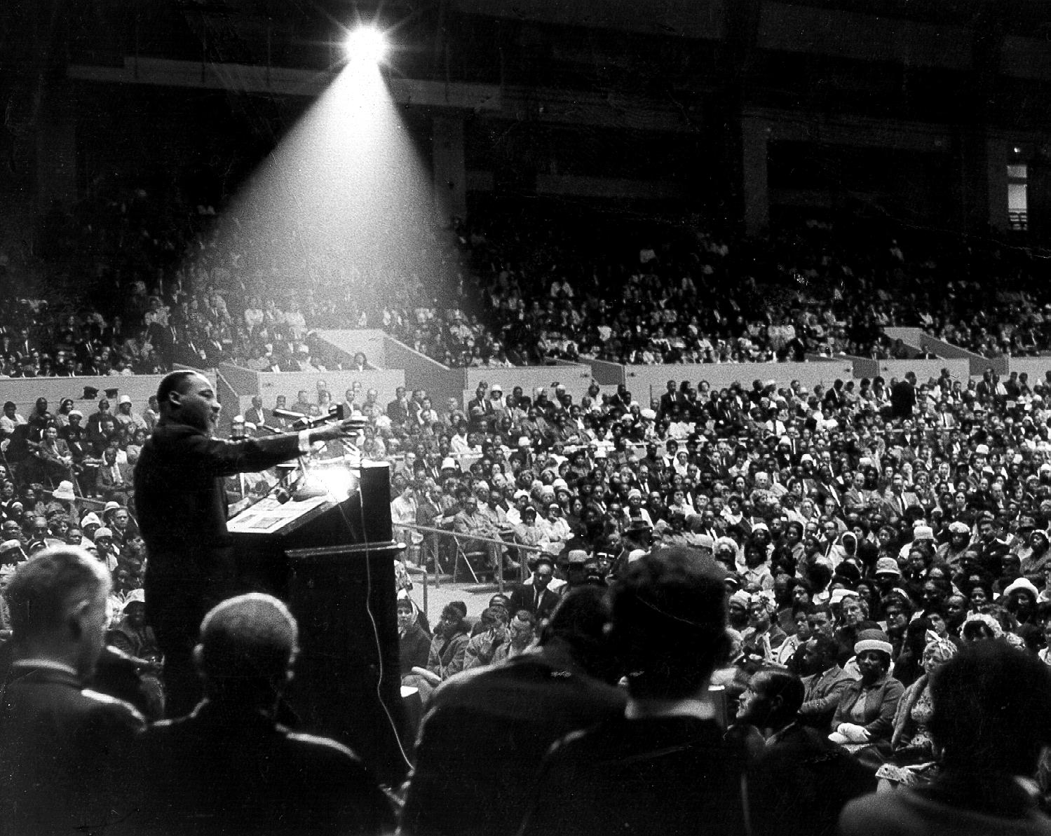 Why We Must Dream—and Dream Big (Martin Luther King, Jr. Day Message from GCIR's Presdient)