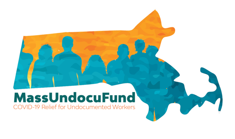 MassUndocufund For Covid-19 Relief in Massachusetts logo
