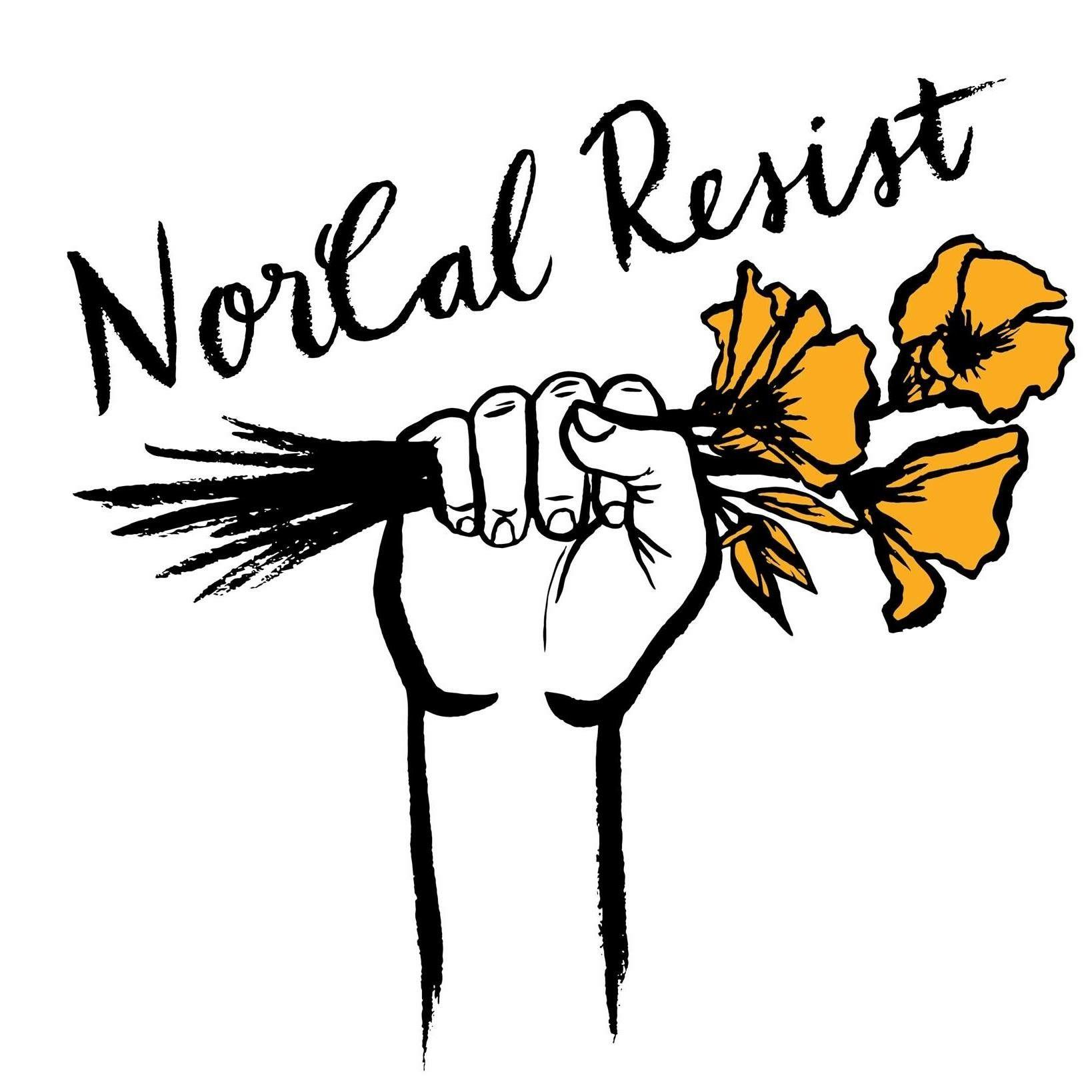NorCal Resist logo