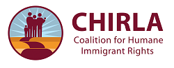 CHIRLA (Coalition for Humane Immigrant Rights) logo