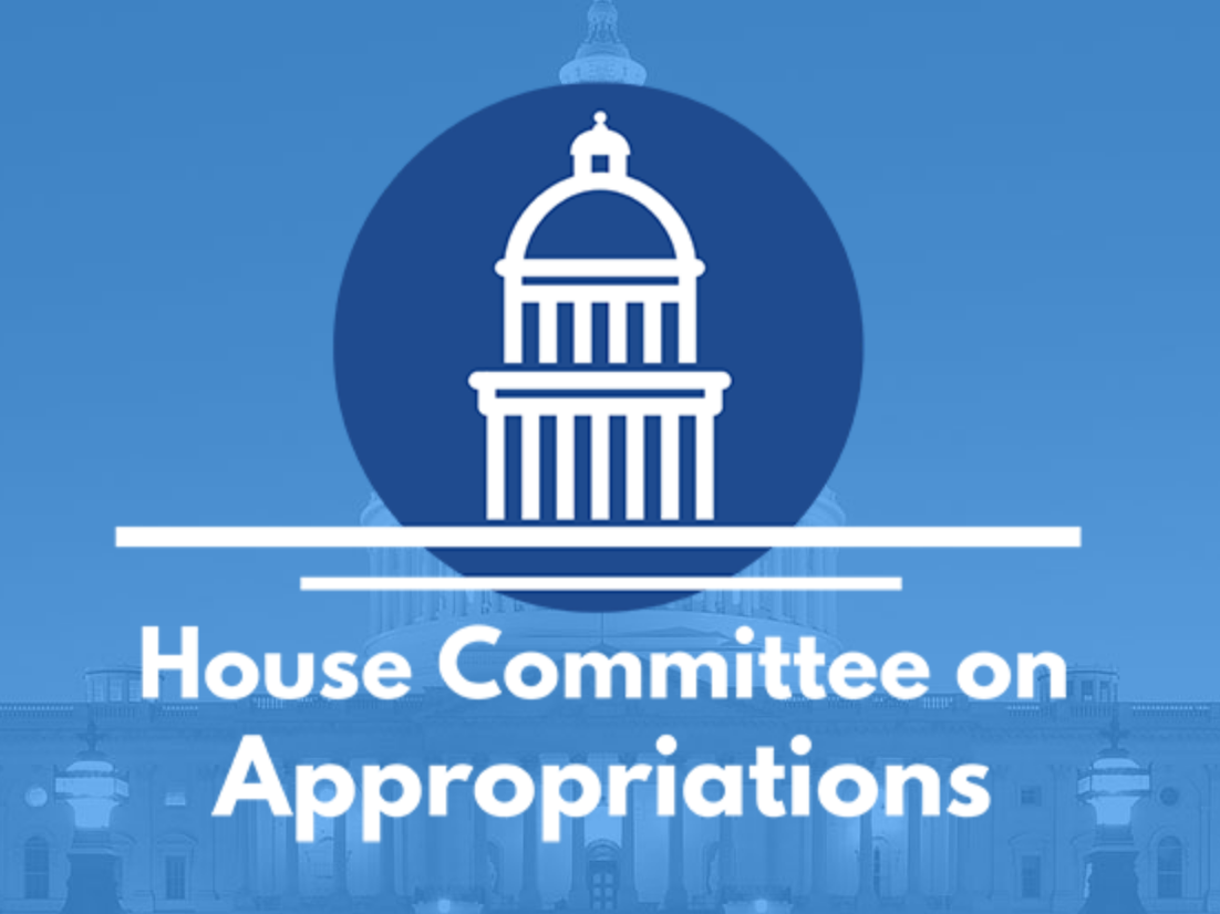 House Committee on Appropriations logo