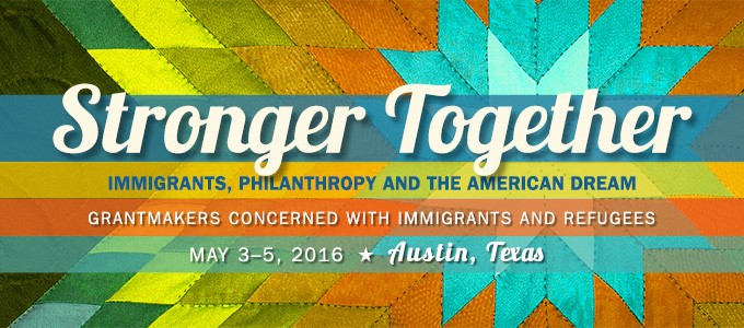 Stronger Together: Immigrants, Philanthropy, and the