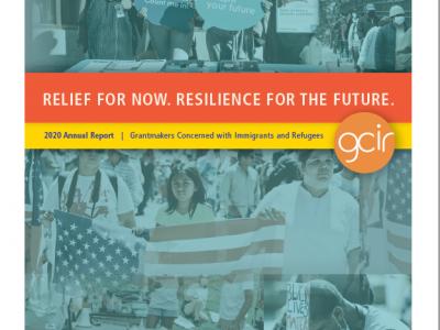GCIR 2020 Annual Report Cover