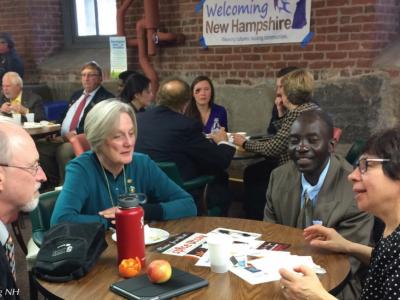 Collaborative Field-Building to Advance Immigrant Integration