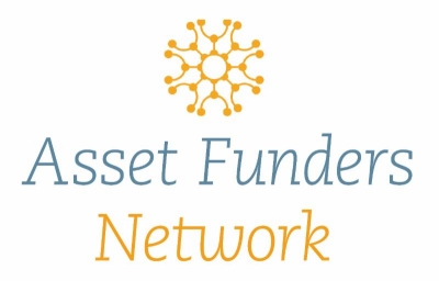 Asset Funders Network's logo. Accompanies the program page for Empowerment Economics: Immigrant Integration through Asset Building, a session involving GCIR at AFN's 2019 conference.