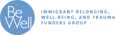 January BeWell Funders Call