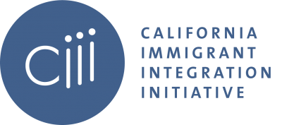 ciii-funder-network-logo-blue-circle-with-ciii-in-center-ca-immigrant-integration-initiative-on-right-side