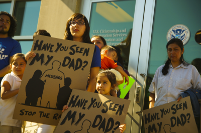 Family Separation Policies and Access to Justice in Detention Systems
