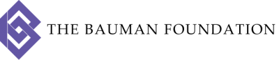 The Bauman Foundation logo
