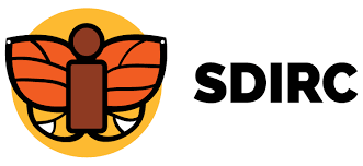 SDIRC (San Diego Immigrant Rights Coalition) logo