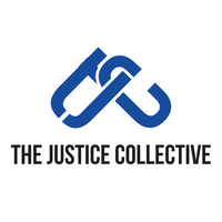 The Justice Collective logo.