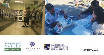 San Joaquin Valley Census Research Project Reports