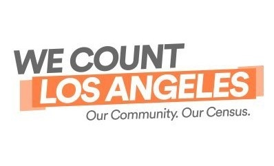 We Count Los Angeles logo